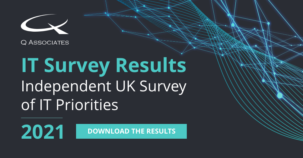 IT Survey Results: Independent UK Survey of IT Priorities 2021