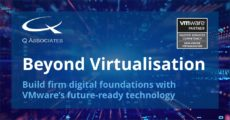 Build firm digital foundations with VMware's future-ready technology